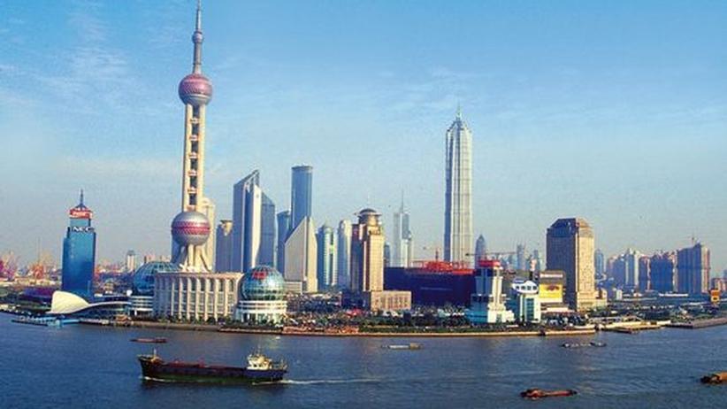 Expostadt Shanghai : Wirtschaftswunderwahnsinn