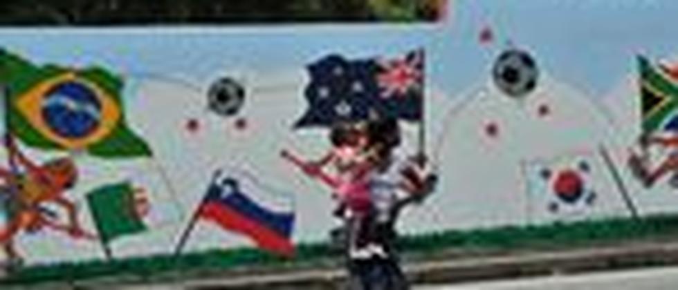 Im Gastgeber-Land freut man sich auf die WM