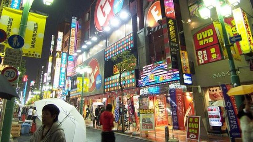 Japan: Man spricht Deutsch