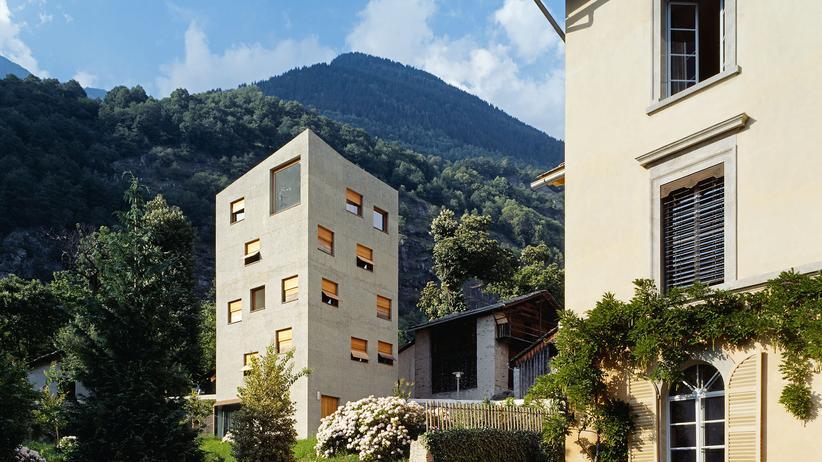 Reisebücher: Von Graubünden bis Apulien