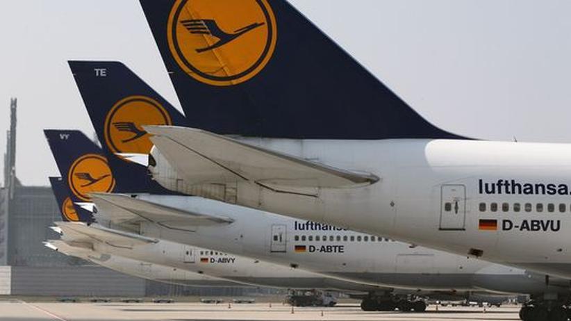 Flugreisen: Lufthansa fliegt 15.000 Passagiere nach Deutschland
