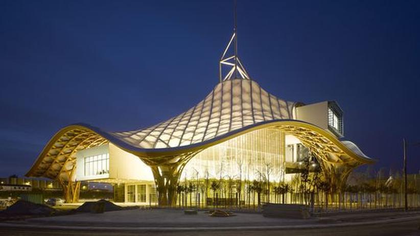 Neues Centre Pompidou: Metz, oh, là, là!