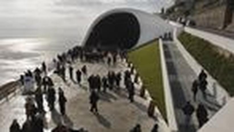 Konzerthaus Ravello: Eine Bühne als Geschenk