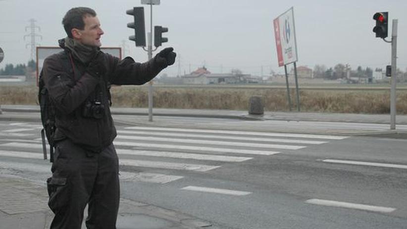 Boris Sieverts in Warschau