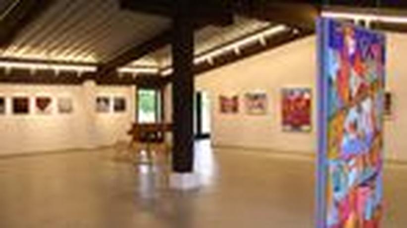 Galerie Jürgensen: Moderne Kunst in altem Hof
