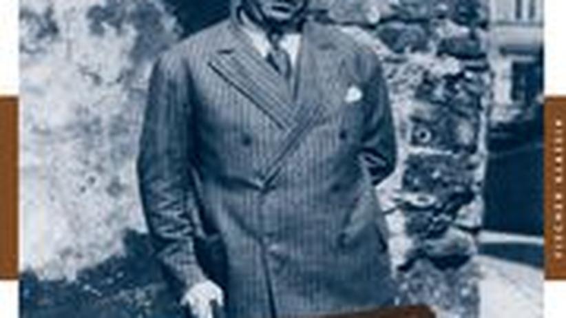 """""""Unterwegs mit Kurt Tucholsky"""", S. Fischer Verlag, 8 €, ISBN 978-3-596-90272-9"""