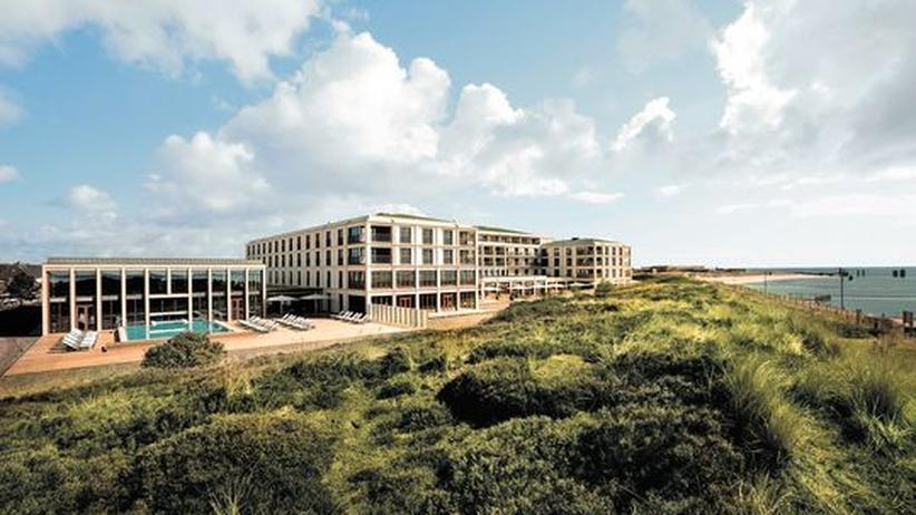 Spezialisiert auf Anwendungen: Das Sylter A-Rosa-Hotel