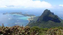 Lord Howe: Trauminsel für 400 Besucher