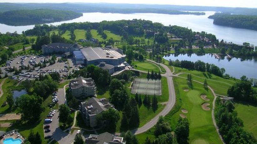 G-8-Treffen in Kanada: Groß, abgeschieden und leicht zu kontrollieren: Das Deerhurst Resort in den Wäldern Kanadas