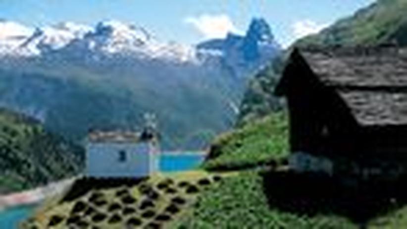 Schweiz: Auf den Spuren der Walser
