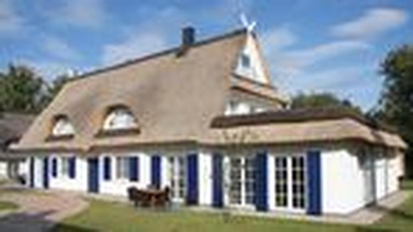 Ferienhaus Ostsee: Luxus unterm Reetdach