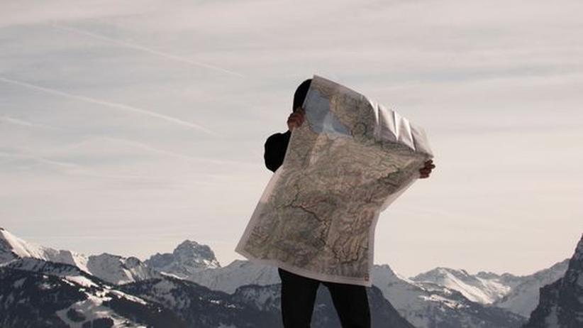 Reiseplanung: App statt Landkarte
