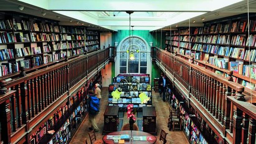 Europas Buchhandlungen: Englands schönste Buchhandlung: Daunt Books in London