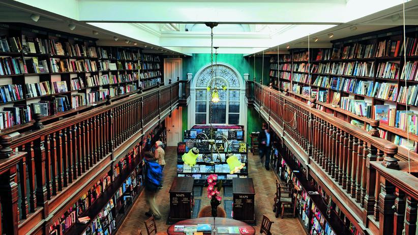 Europas Buchhandlungen: Reiseziele für Bibliophile