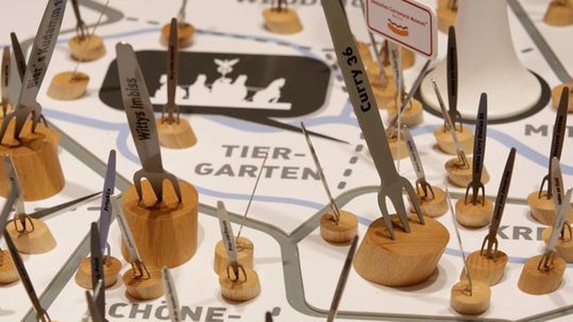Reisebücher: Auch mal eine Reise wert! Das Currywurst-Museum in, nun ja, Berlin