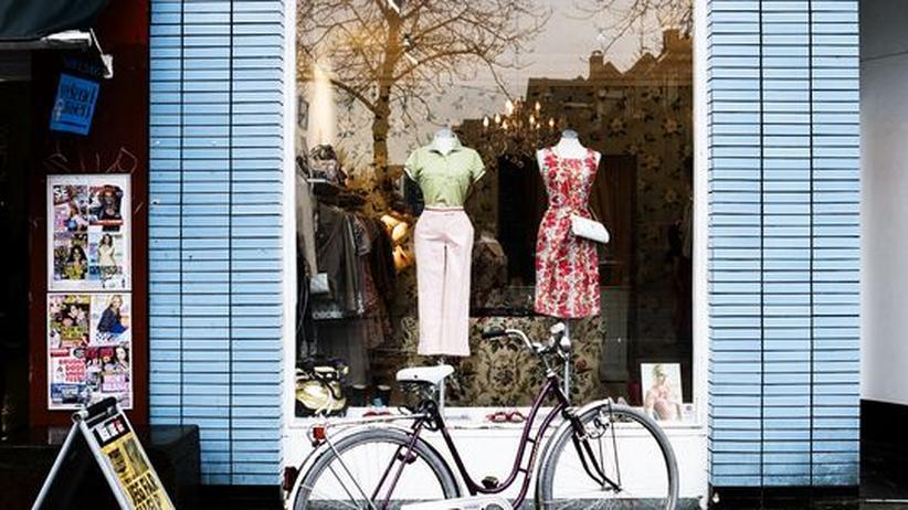 Kopenhagen: Die Straßen Kopenhagens sind reich an kleinen Designer-Läden