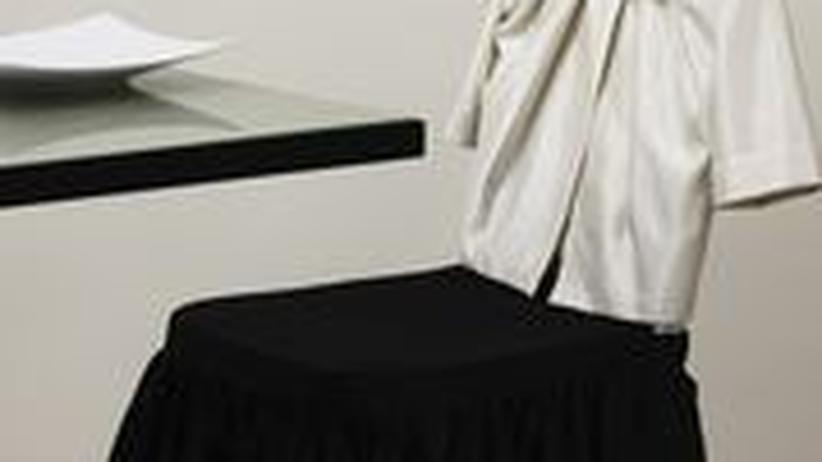 Moschinos Humor spiegelt sich in den Räumen wider