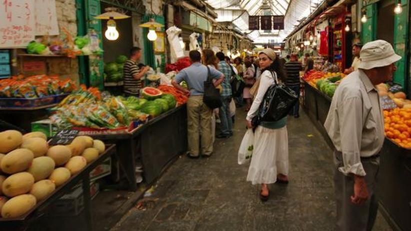 Jerusalem: Das große Drängeln