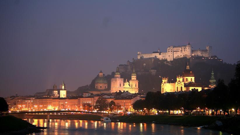 Salzburg: Edelweiß aus Hollywood