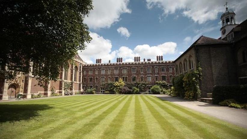 Der Campus der Cambridge University