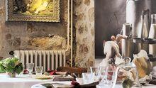 Das Restaurant des Hôtel des Deux Rocs