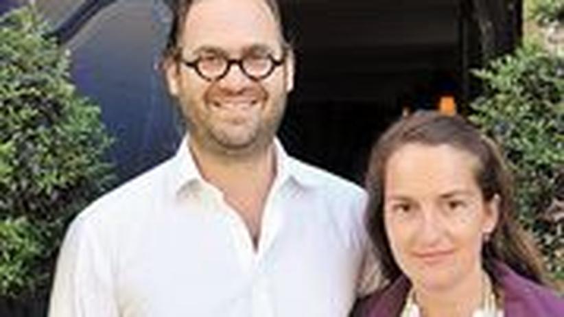 Die Inhaber: Nicolas und Julie Malzac
