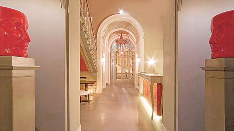 Das Hotel Rosso 23