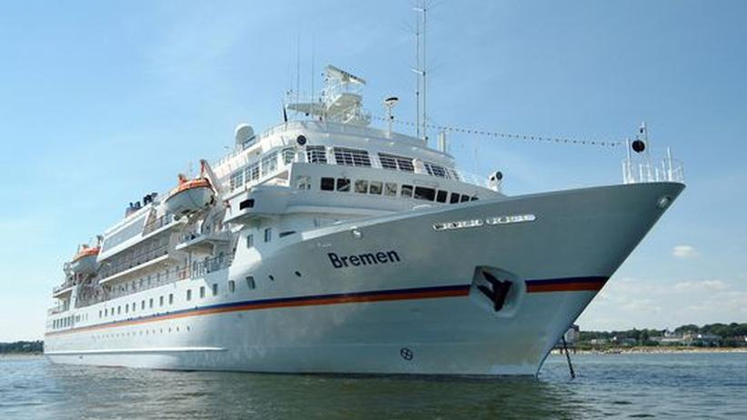 Weiterbildung auf hoher See: Mit der MS Bremen auf politischer Kreuzfahrt