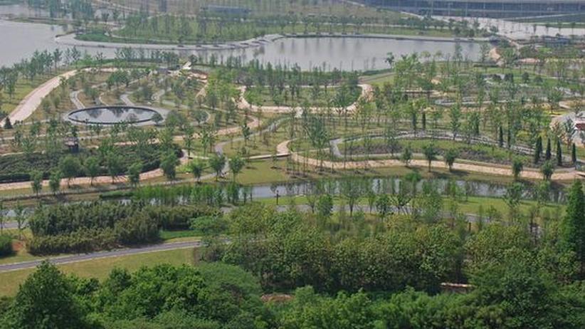 """Expo Shanghai: """"Gärten sind für Chinesen wie ein Traum"""""""