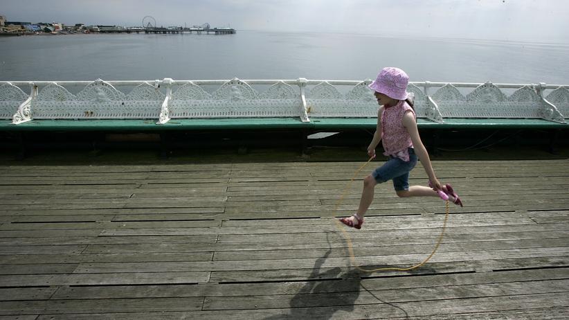 Kolumne : Reisen mit Kind