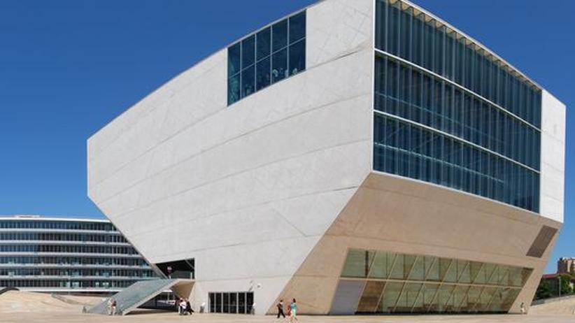 Portugal: Die Vision vom Haus am Hafen