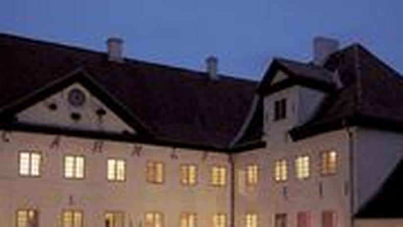 Auf Schloss Dragsholm Slot kocht Claus Henriksen
