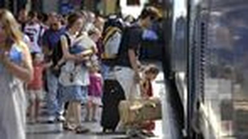 Reisen mit Kind: Eltern sind die wahren Globetrotter