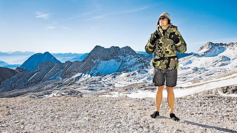 Outdoorbekleidung: Im Zehenschuh zu Berge