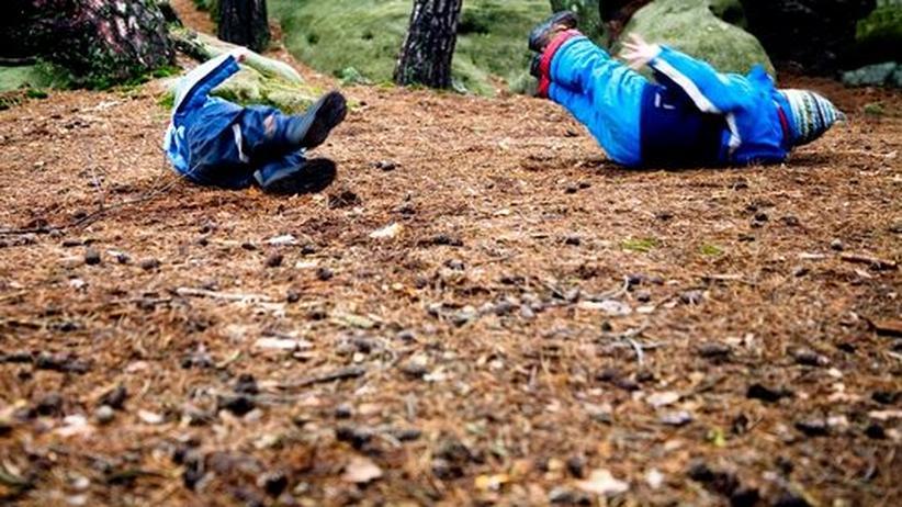 Was tun, wenn Kinder nicht wandern wollen?