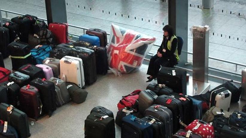 Winterwetter: London, Brüssel, Frankfurt – Flugverkehr eingeschränkt