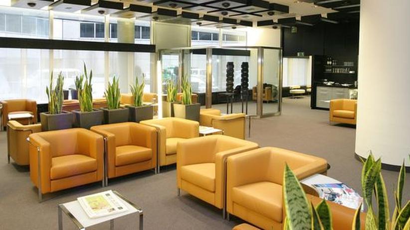 Flughafen Frankfurt: Das Ticket für die Komfortzone