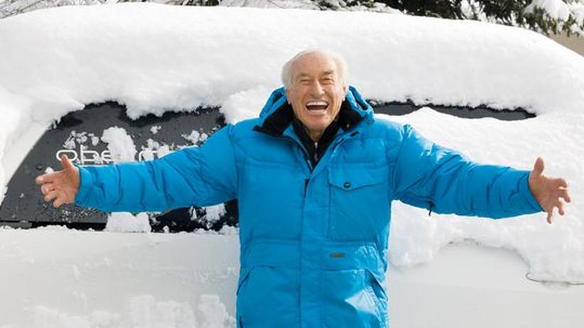 Der Erfinder der Daunenjacke: Klaus Obermeyer