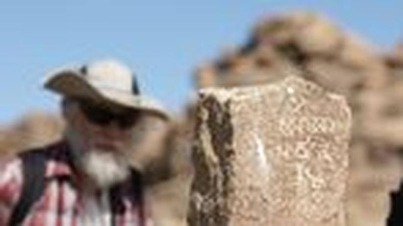 Mongolei: Ton, Steine, Scherben