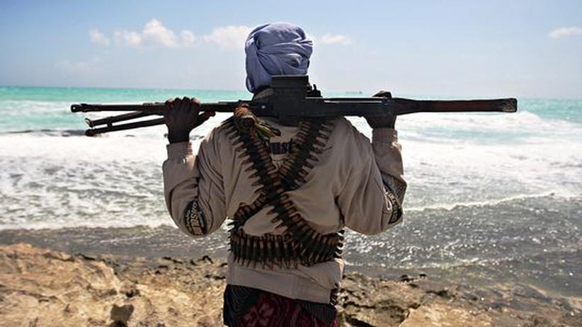 Mit echten Piraten sprechen: Das Reisebüro von Kevin Pollard organisiert Reisen nach Somalia