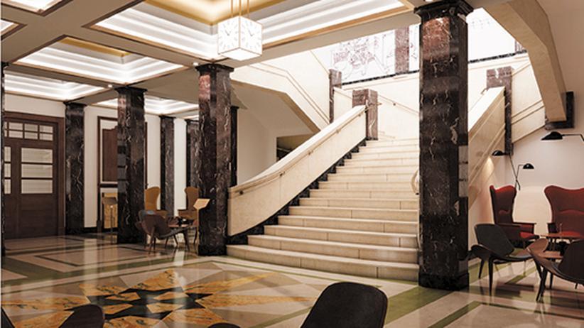 HOTELTEST: Ein Bett im Rathaus