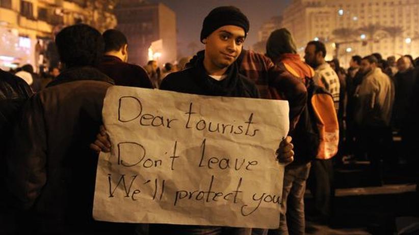 Ägypten: Darf man da noch hin?