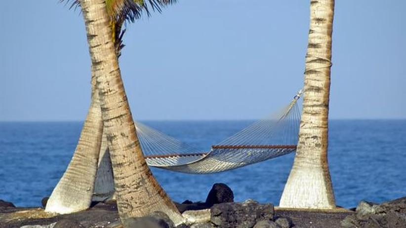 Das Ohr zur Welt (8): Hawaii, aus der Hängematte betrachtet