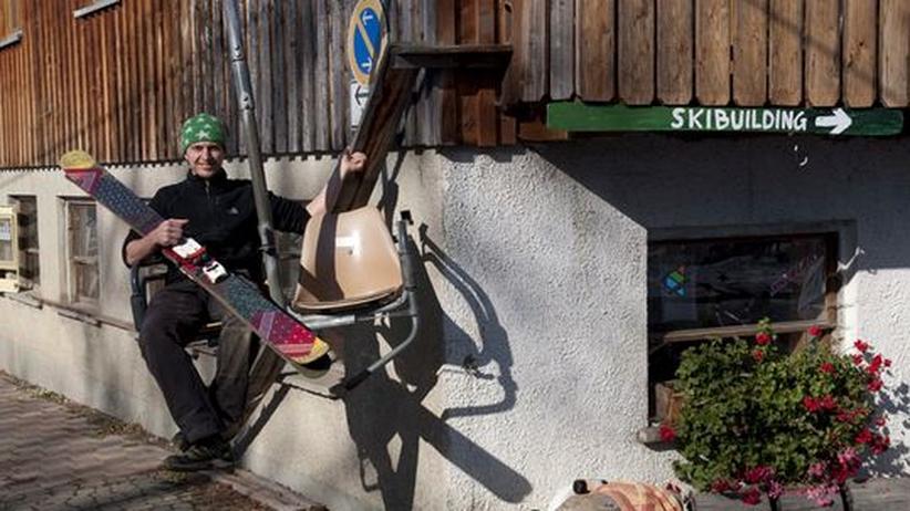 Skibaukurs: Ski und Hobel gut