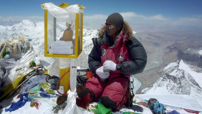 Mount Everest: Die Besteigung des Müllbergs