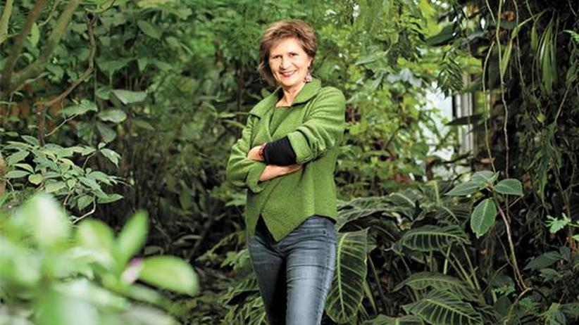 Christine Plüss, 56, ist Geschäftsführerin des Arbeiskreises für Tourismus und Entwicklung in Basel.