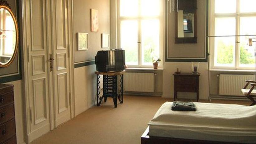 Originelle Gästezimmer: Mitbewohner für eine Nacht