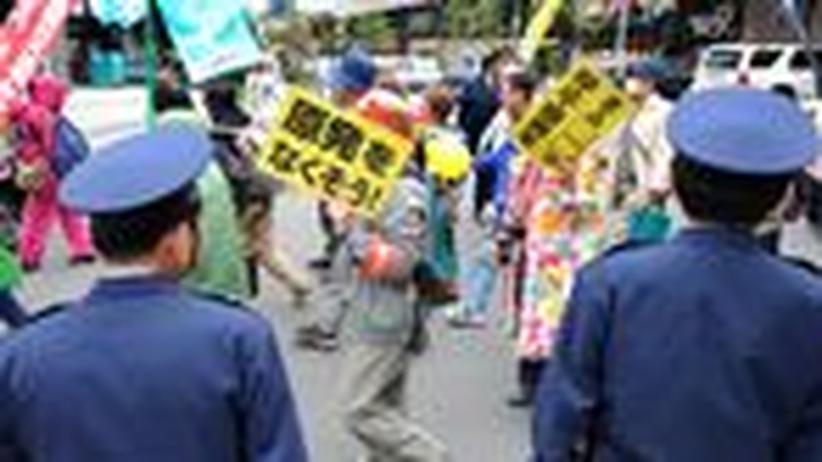 Japan nach Fukushima: Erste Schritte einer Anti-Atom-Bewegung