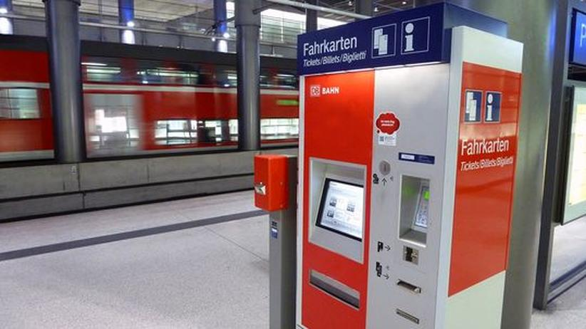 Schulung am Ticketautomaten: Bündig einführen, bitte!