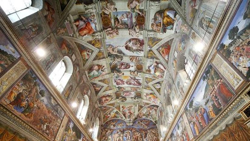 Sixtinische Kapelle: Ein Abend mit Michelangelo